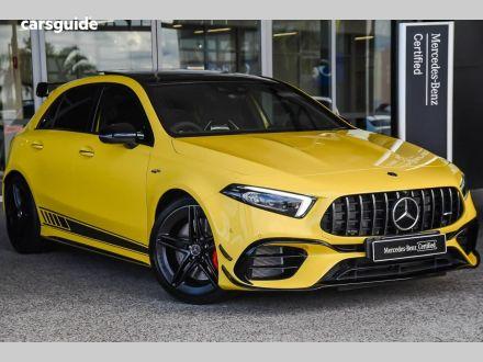 2020 Mercedes-Benz A45