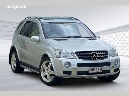 2007 Mercedes-Benz ML63