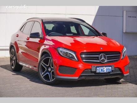 2014 Mercedes-Benz GLA250