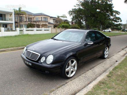 2001 Mercedes-Benz CLK230