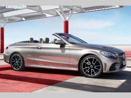 2021 Mercedes-Benz C