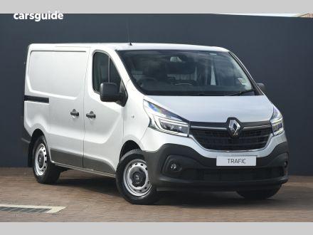 2021 Renault Trafic