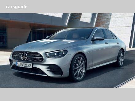 2021 Mercedes-Benz E