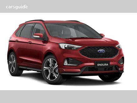 2021 Ford Endura