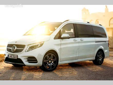 2021 Mercedes-Benz V250