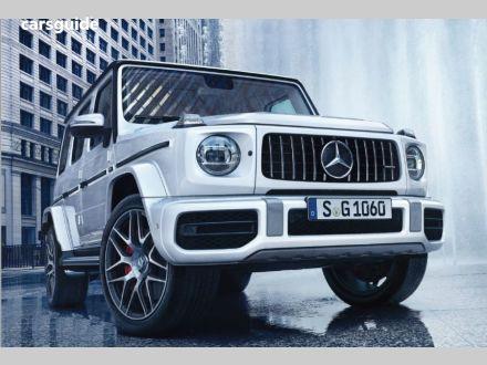 2021 Mercedes-Benz G