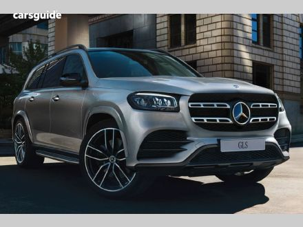 2021 Mercedes-Benz GLS63