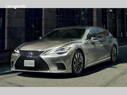2021 Lexus LS500H (hybrid)