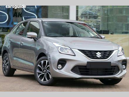 2021 Suzuki Baleno