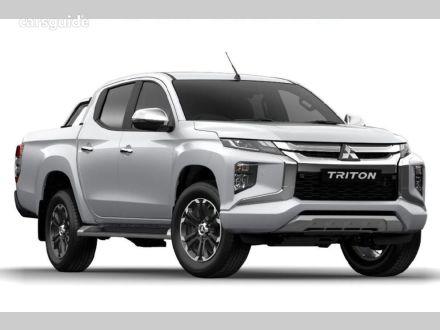 2021 Mitsubishi Triton
