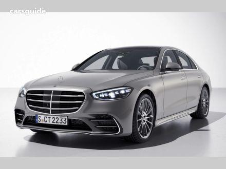 2021 Mercedes-Benz S450L