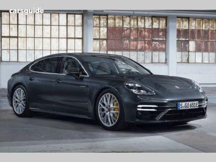 2021 Porsche Panamera