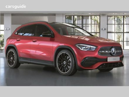 2021 Mercedes-Benz GLA35
