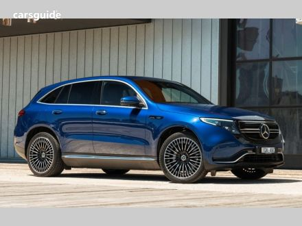 2021 Mercedes-Benz EQC