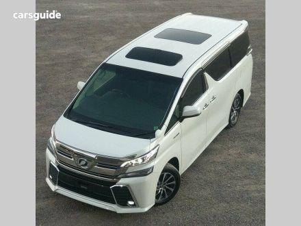 2017 Toyota Alphard
