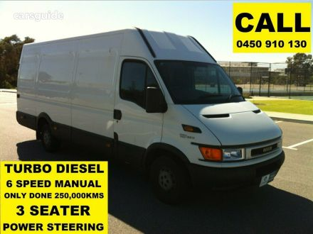 2003 Iveco Daily