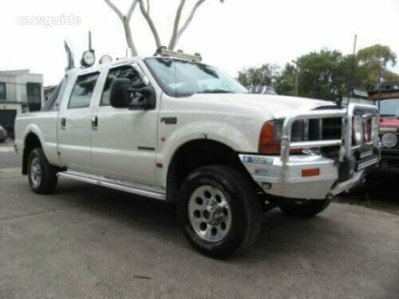 2002 Ford F250