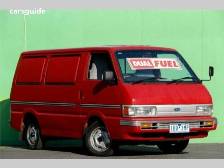 1998 Ford Transit
