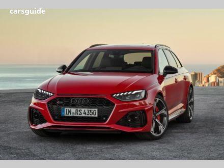 2021 Audi RS 4