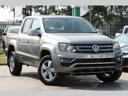2021 Volkswagen Amarok