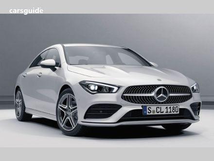 2021 Mercedes-Benz CLA45
