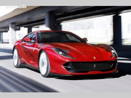 2021 Ferrari 812