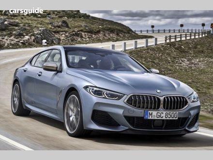 2021 BMW 8