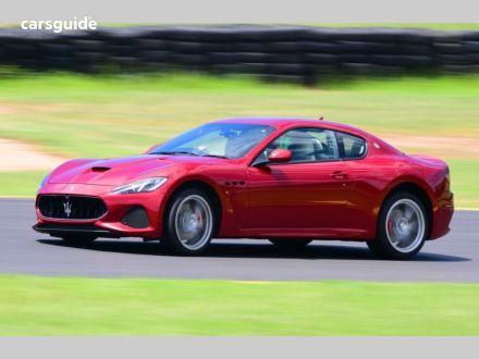 2021 Maserati Granturismo