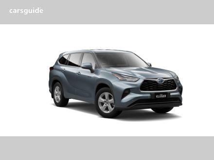2021 Toyota Kluger