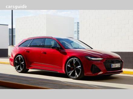 2021 Audi RS 6