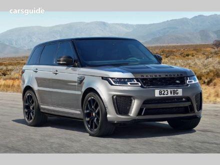2021 Land Rover Range Rover Sport