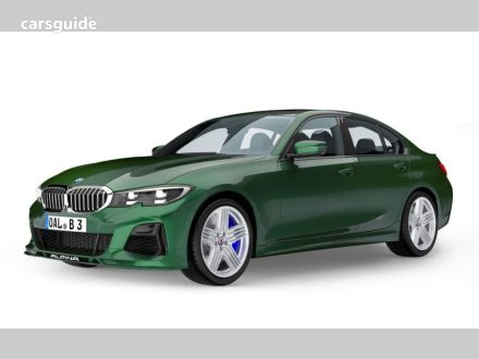 2021 BMW Alpina B8