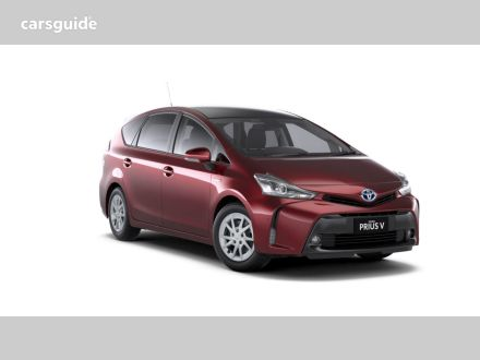 2021 Toyota Prius V