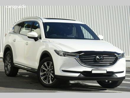 2021 Mazda CX-8
