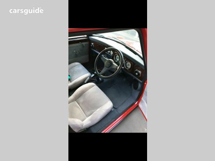 1993 Rover Mini Cooper