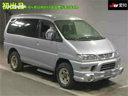 2005 Mitsubishi Delica