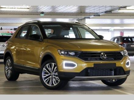 2021 Volkswagen T-ROC