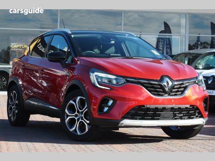 2021 Renault Captur