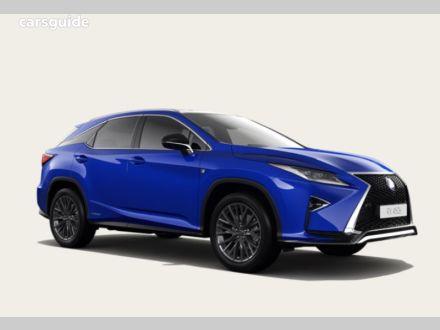 2021 Lexus RX450H