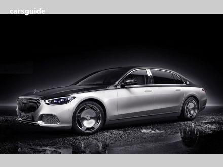 2021 Mercedes-Benz S