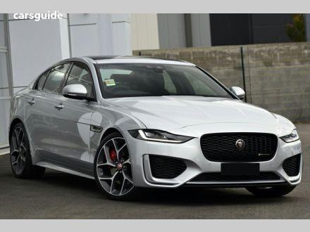 2021 Jaguar XE