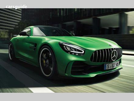 2021 Mercedes-Benz GT