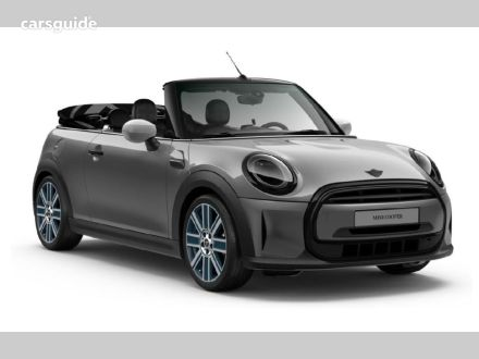 2021 Mini Convertible
