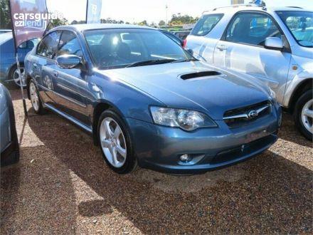 2005 Subaru Liberty