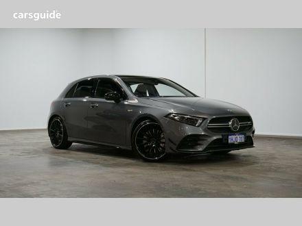 2021 Mercedes-Benz A35