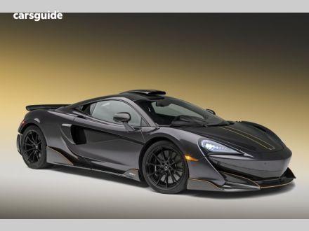 2021 McLaren 600LT