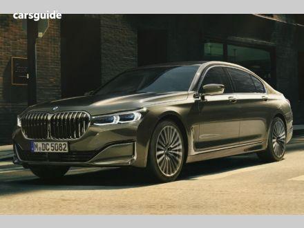 2021 BMW 740LI