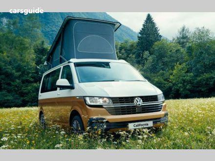 2021 Volkswagen California