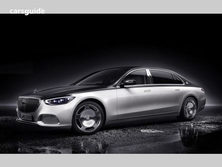 2021 Mercedes-Benz Maybach