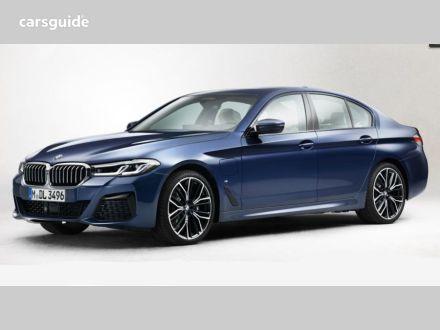 2021 BMW 520I